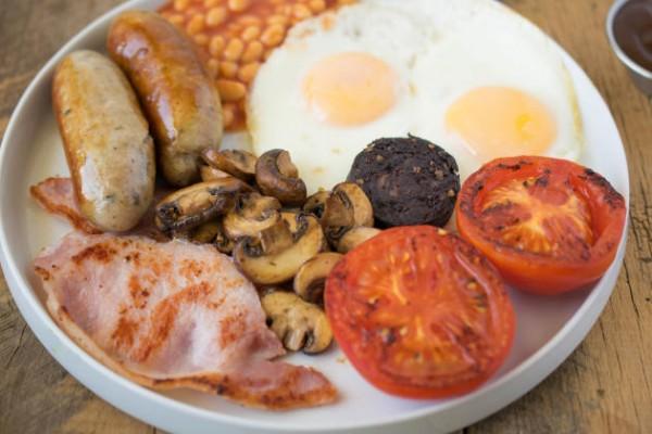 Full English Breakfast Pic