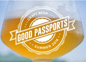 The NYC Good Beer Passport - Summer 2016