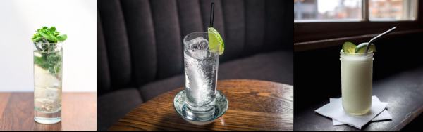 4 Twists On The Gin & Tonic To Try