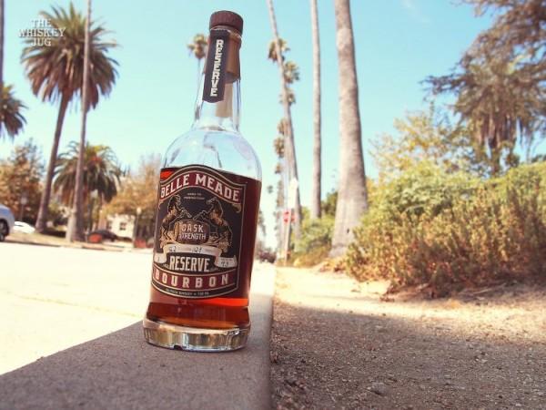 Belle Meade Reserve Cask Strength Bourbon
