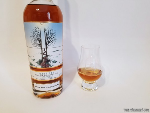 1995 Faultline Mortlach 22 Year Old Color
