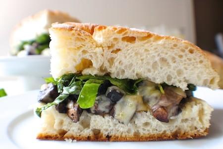 Portobello Mushroom Sandwiches | LocalSavour.com