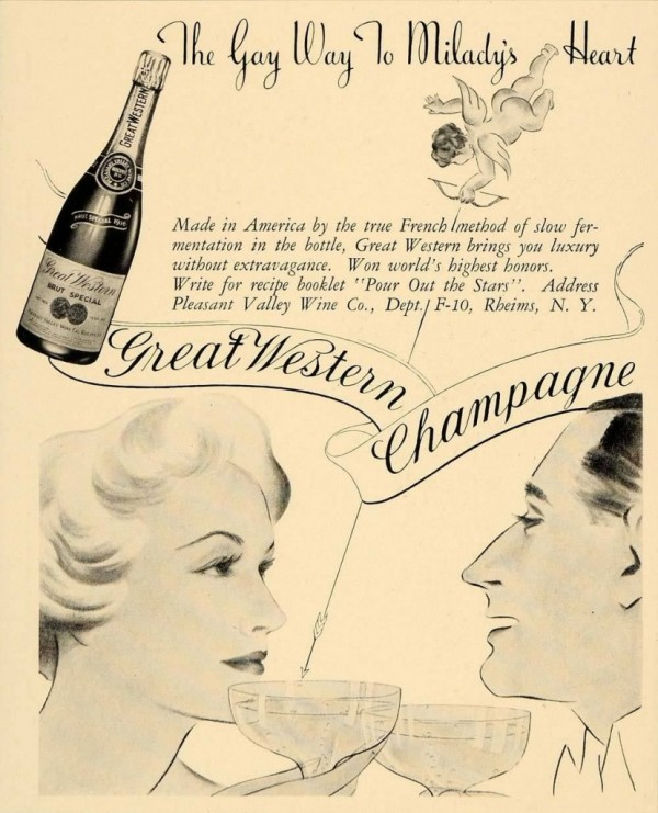 Great Western Champagne, 1935