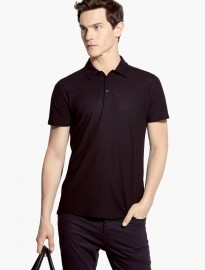 He By Mango Cotton Polo Shirt