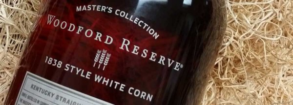 Woodford Reserve Master's Collection 1838 White Corn Review