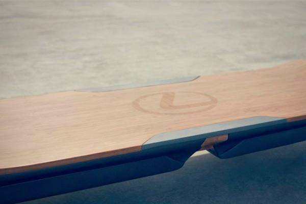 Lexus Hooverboard 2