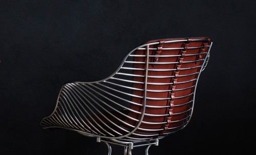 Wire Dining Chair is a minimalist design created by Denmark-based designer Overgaard & Dyrman. (2)