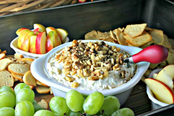 Blue Cheese Bacon Dip | Life, Love, and Good Food