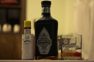 making an Hornitos Black Old Fashioned, photo by jennofarc via Flickr