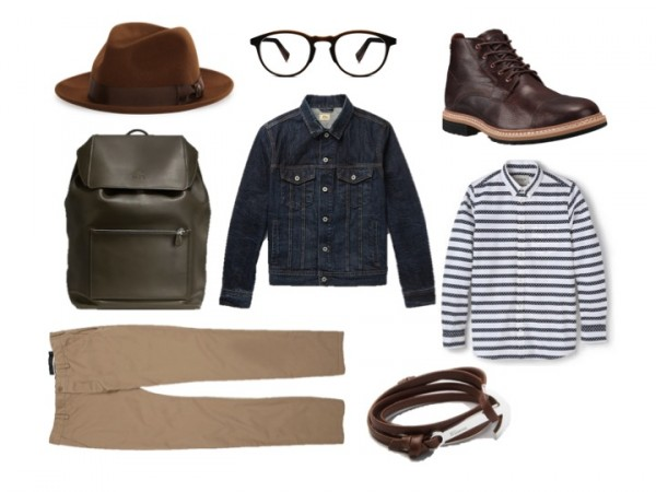 Mens Fall Essentials