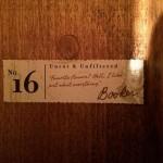 Bookers 25th anniversary bourbon quote 16