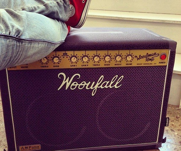 It may not be a real amplifier but the WooufAll Foam Beanbag is surely going to add some style to your rock attitude at home.