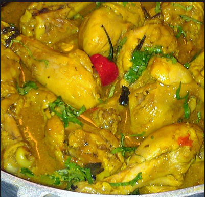 Mountain Chicken Recipe Jamaican Curry Chicken Recipe