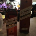 Introducing Johnnie Walker Select Casks 10 Yr Rye Finish, photo by Adam Levy