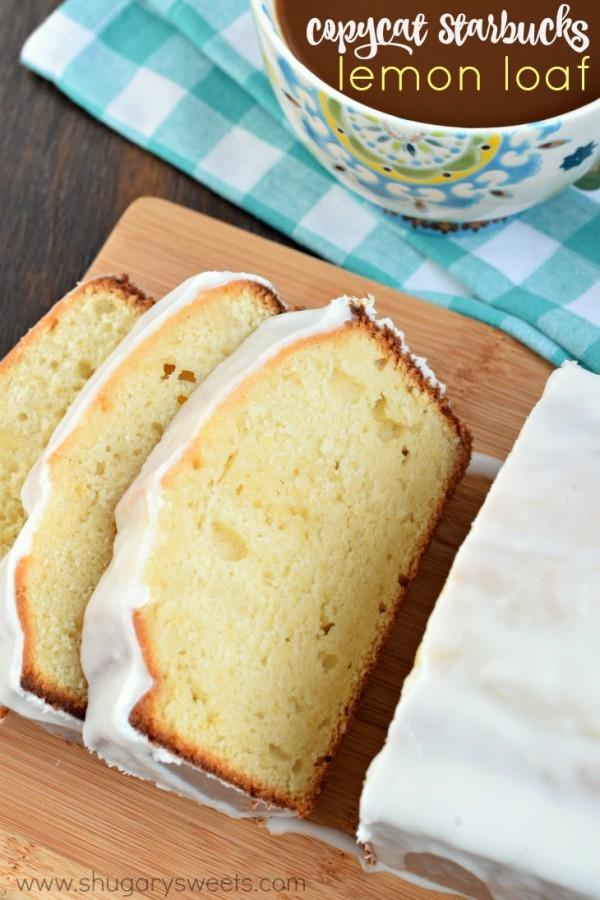 Lemon Loaf Using Cake Mix And Pudding