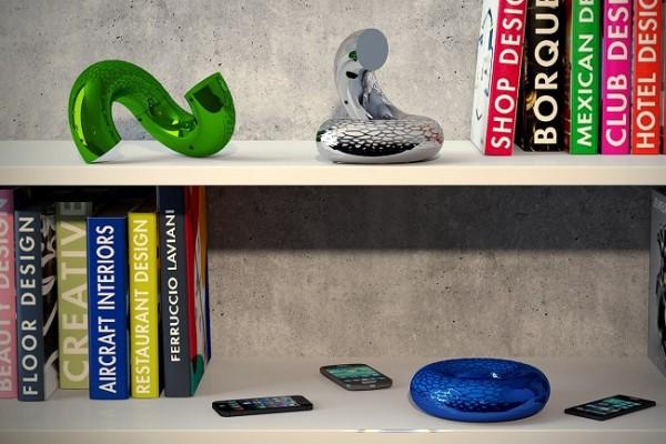 AeroTwist Bluetooth Speaker 7