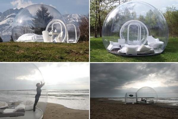 Bubble Tent 6