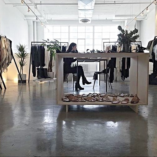 Image result for by land + sea showroom