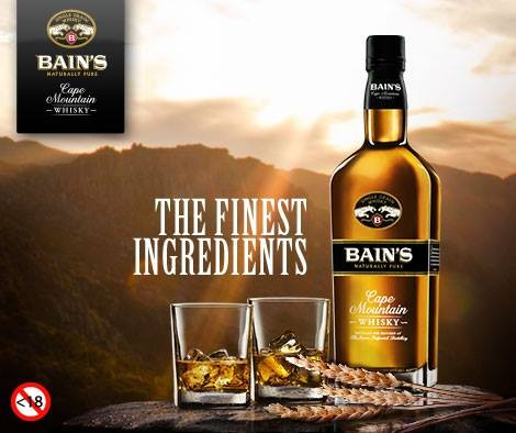 Gsn review bain s cape mountain whisky drinkwire for Bain s whisky