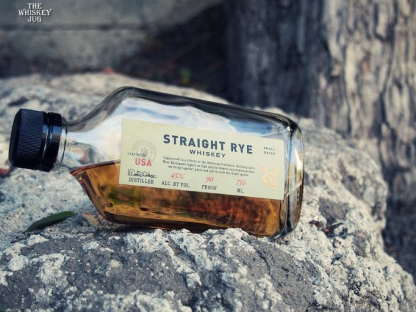 Coppercraft Rye Whiskey