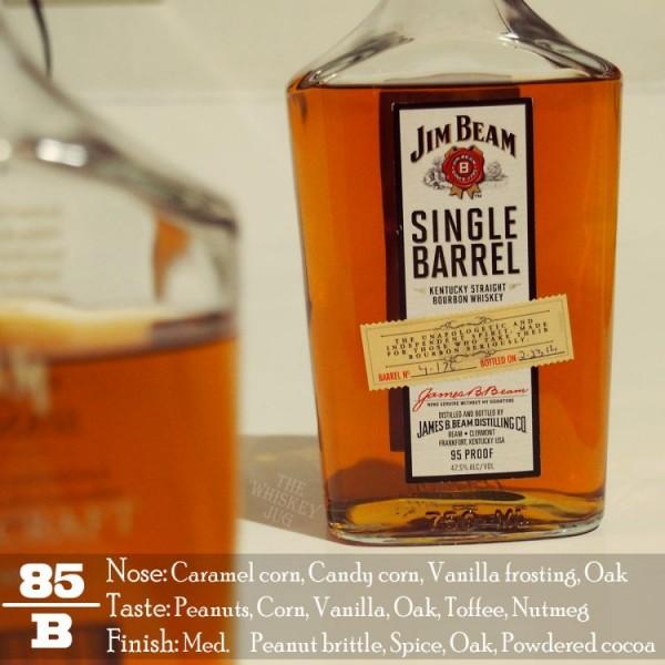 Jim Beam Single Barrel Review