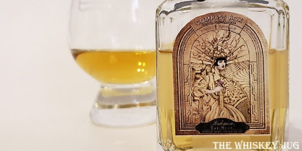 Compass Box Hedonism The Muse Label