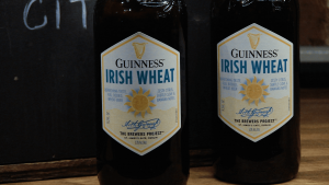 Guinness Irish Wheat Bottles