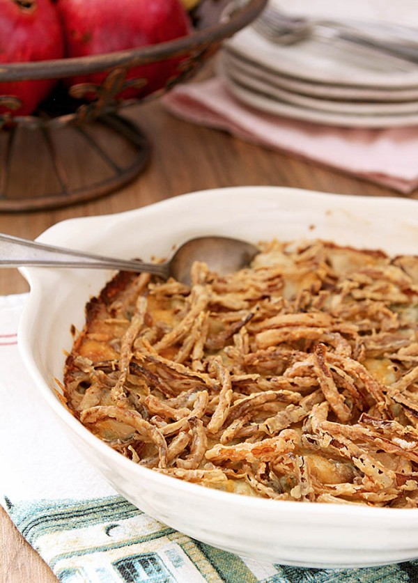 Old Fashioned Green Bean Casserole