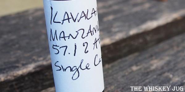 Kavalan Solist Manzanilla Sherry Label