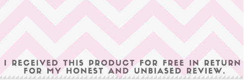 Pink White Pattern product review