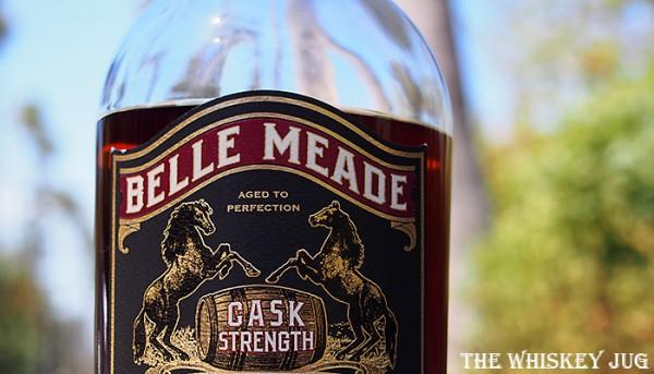 Belle Meade Reserve Bourbon Label