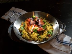 Arroz Con Pollo, photo courtesy Calle Dão