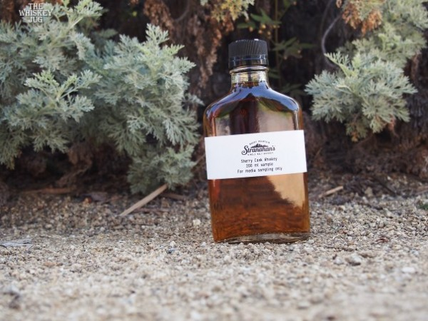 Stranahan's Sherry Cask Sample