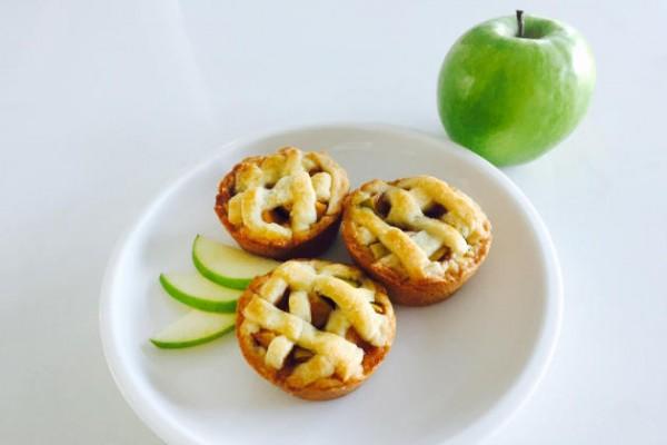 Apple Pie Cookie Cups Photo