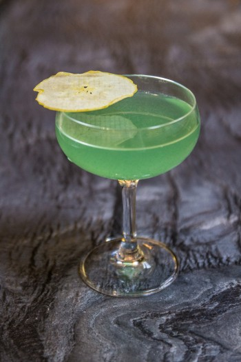 Appletini at Belcampo Meat Co Photo by Jenn Wong
