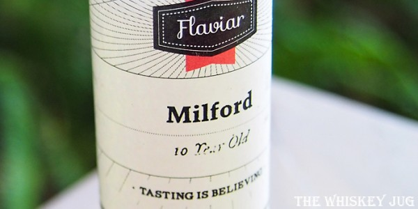 Milford's 10 Years Label
