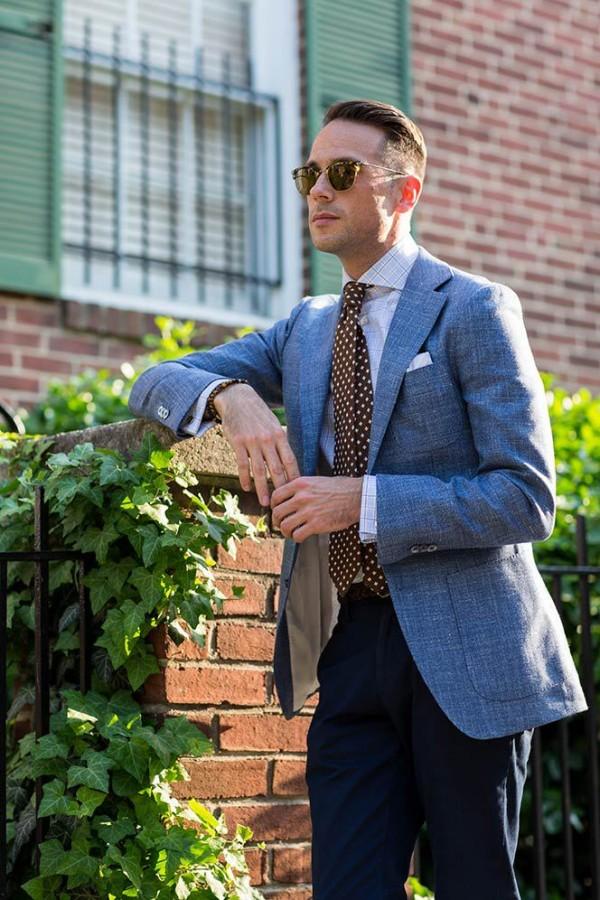 Suitsupply Blazer - He Spoke Style