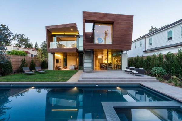 Split House by Kovac Design Studio