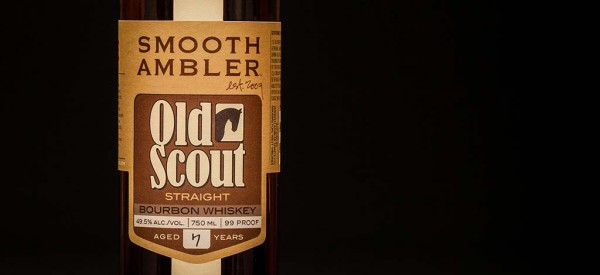 Smooth Ambler Old Scout Bourbon Header