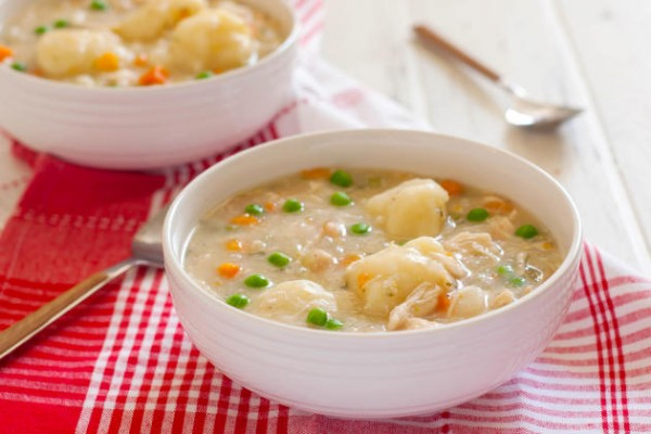 Gluten Free Chicken and Dumplings Image