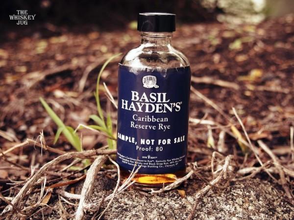 Basil Hayden Carribbean Reserve Rye