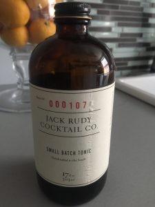 Jack Rudy Tonic