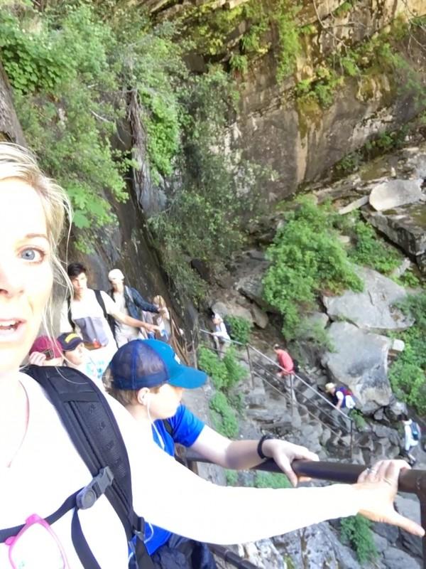 Yosemite Hike Uncertainty