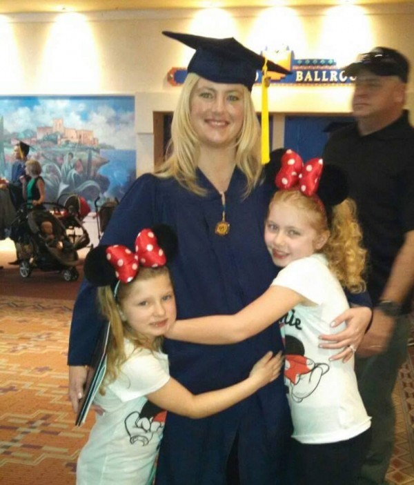 Disney World WGU Graduation