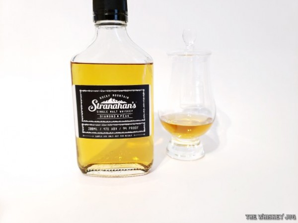 Stranahan's Diamond Peak is aged for at least for years and is a colorado single malt.