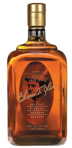 Elmer T. Lee Bourbon Review Bottle