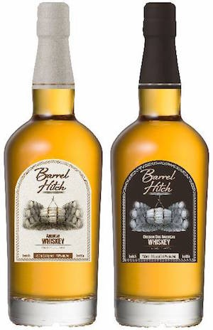 Eastside Distilling Barrel Hitch American Whiskey