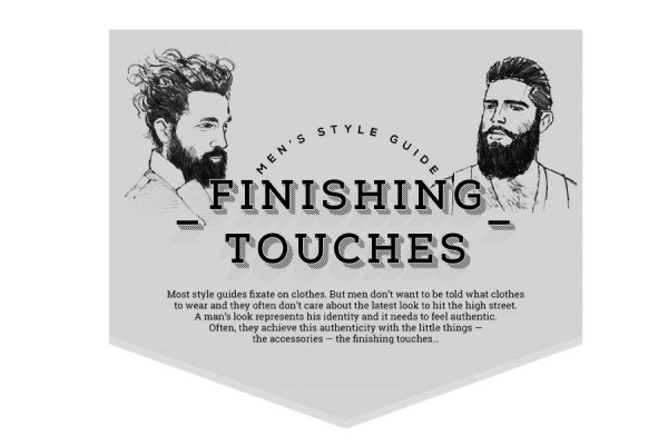 Men's Style Guide – The Finishing Touches -01