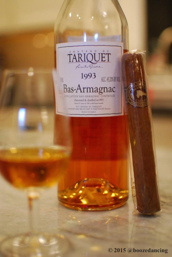 Chateau Du Tariquet Bas-Armagnac 1993 Vintage
