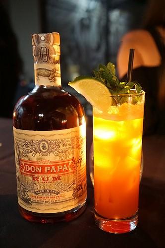 Don Papa Rum @ Shojo